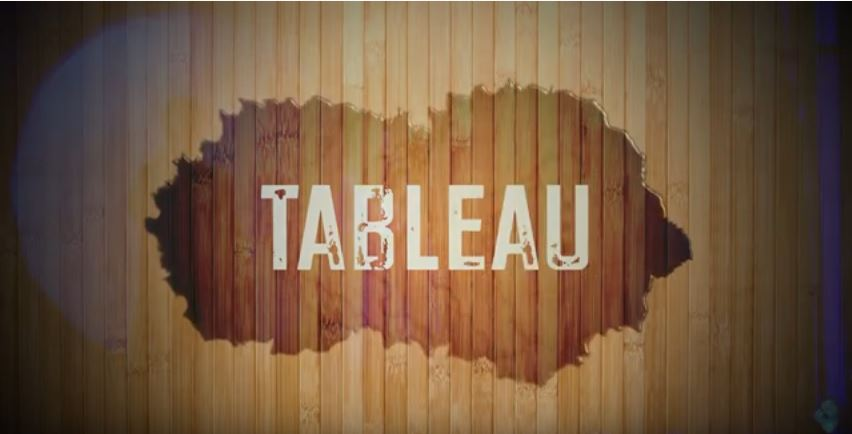 TABLEAU (ANNUAL DAY 2019)